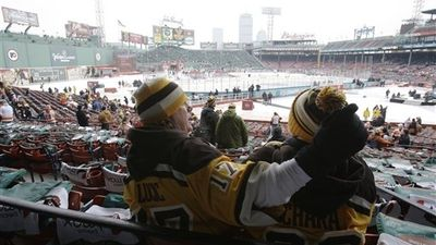 Bruins' Legends Classic a Home Run According to Hockey Great Brian Leetch