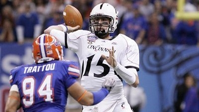 Big East's Best Lets Conference Down in Bowl Games