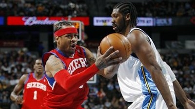 76ers Hold Off Undermanned Nuggets for 108-105 Win