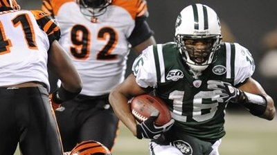 Jets Earn Playoff Spot With 37-0 Rout of Bengals