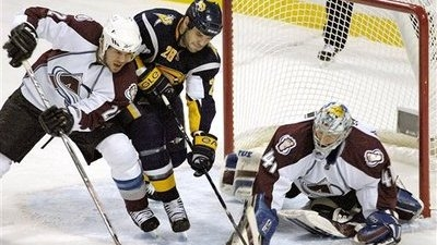 Avalance Win in Shootout to End Sabres' Win Streak