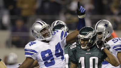 Cowboys Beat Eagles 34-14, End Long Playoff Skid