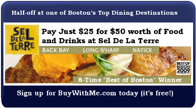 $25 for $50 Value in Food and Drinks from Sel de la Terre
