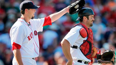 Jason Varitek Will Still Have Important Role With Red Sox
