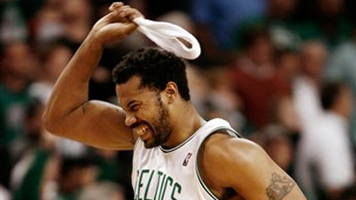 Rasheed Wallace Missing Major Opportunity Due to Foot Injury