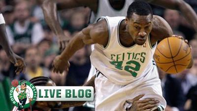 Live Blog: Celtics vs. Magic