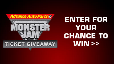 Enter to Win Two Tickets to Monster Jam