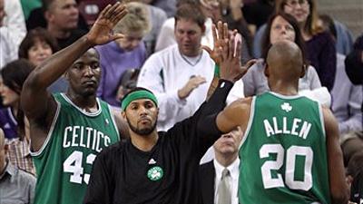 Ray Allen's Future Unclear as NBA Trade Deadline Approaches