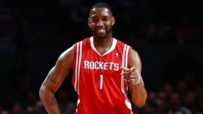 Tracy McGrady to Start for Knicks on Saturday