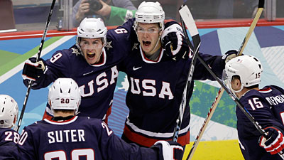 U.S. Advances to Semis With Hard-Fought Win Over Swiss