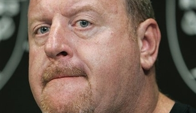 NFL Declines to Punish Raiders Coach Tom Cable