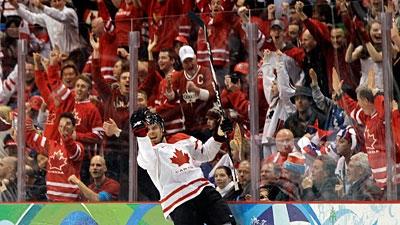 Canada Establishes Dominance, Embarrasses Russia 7-3
