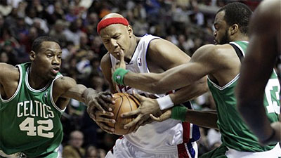 Celtics Snap Two-Game Skid With Road Win Against Pistons