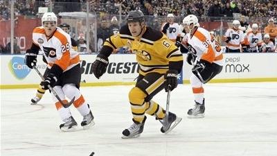 Bruins Acquire Dennis Seidenberg in Exchange for Byron Bitz