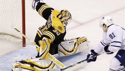 Tim Thomas' Performance Against Maple Leafs the First Step to Proving Doubters Wrong