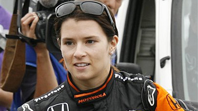 Danica Patrick Puts NASCAR Aside, Focuses on Indy Racing League