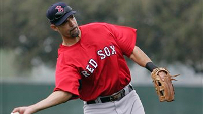 Mike Lowell Expected to Make Spring Training Debut Next Week