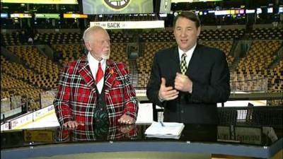 Mike Milbury Plays Word Association With Don Cherry
