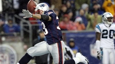 Kevin Faulk: 'New England Was My First Choice, Always'