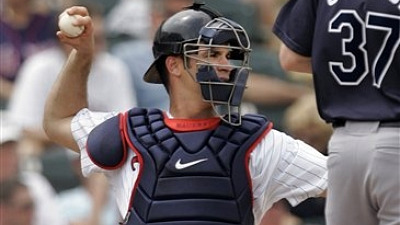 Joe Mauer Agrees to Eight-Year, $184 Million Extension With Twins