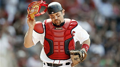 Jason Varitek to Exercise Player Option, Will Stay With Red Sox