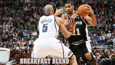 Breakfast Blend: Nothing Can Slow Tim Duncan