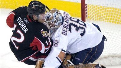 Senators Slip Past Oilers in Shootout