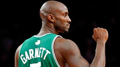 Celtics Clip Knicks on Kevin Garnett's Buzzer-Beater in OT