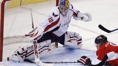 Mike Fisher Scores Overtime Winner as Senators Slip by Capitals