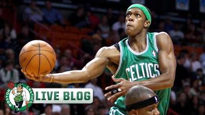 Live Blog: Celtics at Bobcats