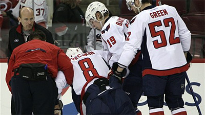 'Reckless' Alex Ovechkin Suspended Two Games