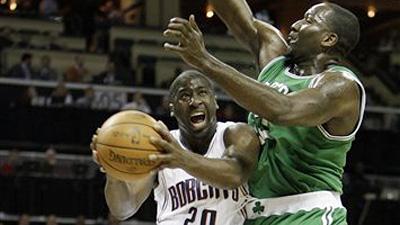 Celtics Slam Bobcats 108-90 on Road for Fifth Straight Win