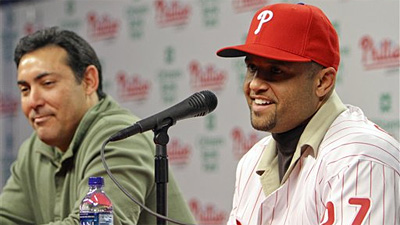 Placido Polanco Signs With Phillies