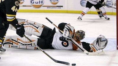 Flyers Upend Bruins 3-1 in Winter Classic Preview