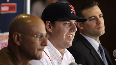 Red Sox Brass Bucks Trend With Signing of John Lackey