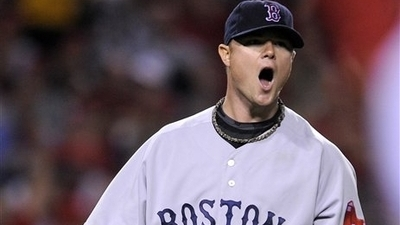 Jon Lester Named BBWAA Red Sox Pitcher of the Year