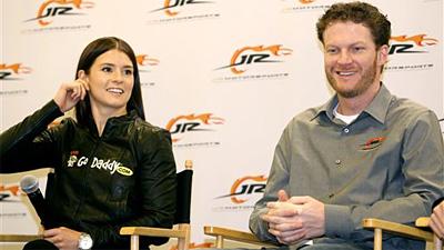 Danica Patrick to Make NASCAR Debut at California