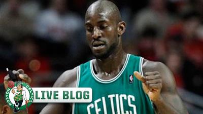 Live Blog: Celtics at Clippers