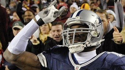 Cowboys Blank Redskins to Earn Playoff Spot