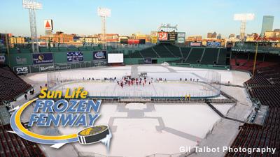Frozen Fenway Set to Make College, Hockey East History
