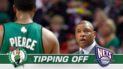 Celtics Pay a Visit to NBA-Worst New Jersey Nets