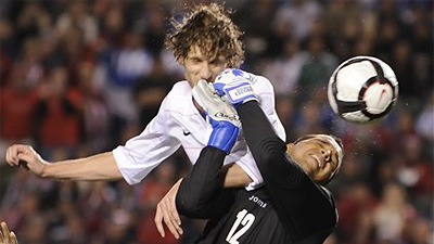 Honduras Tops USA 3-1 in World Cup Warmup Match