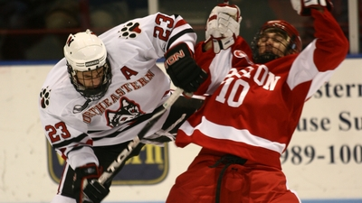 Odds Stacked Against Huskies Heading Into Beanpot