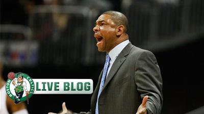 Live Blog: Celtics at Wizards