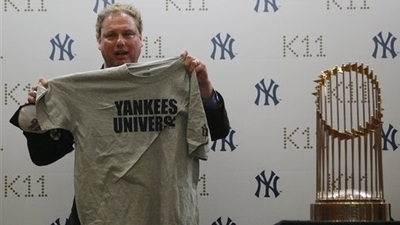 Yankees Visit China to Spread Major League Goodwill