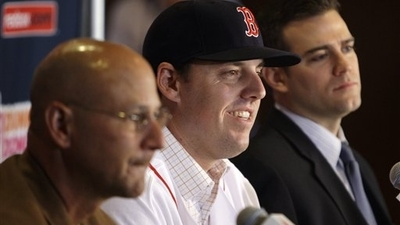 John Lackey Likely to Win World Series Before Cy Young Award in Boston