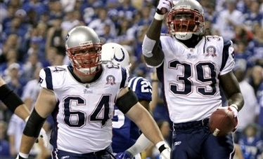 Mark LeVoir, Patriots Head Back to School to Prep For Post-NFL Plans