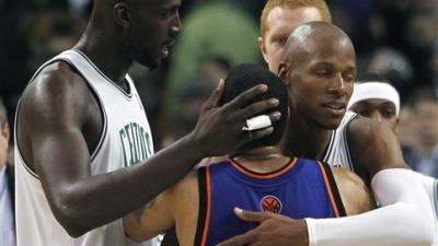Celtics, Fans Cheer Return of Departed Eddie House