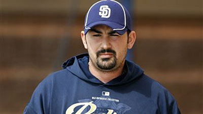 Adrian Gonzalez Unwilling to Take Padres' Hometown Discount