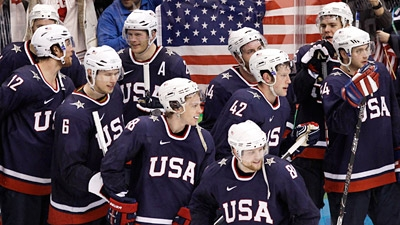 USA's Invigorating Run Toward Gold Continues With 6-1 Throttling of Finland